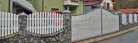 Pvc ograde za terase i stepeništa