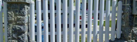 Nova PVC ograda